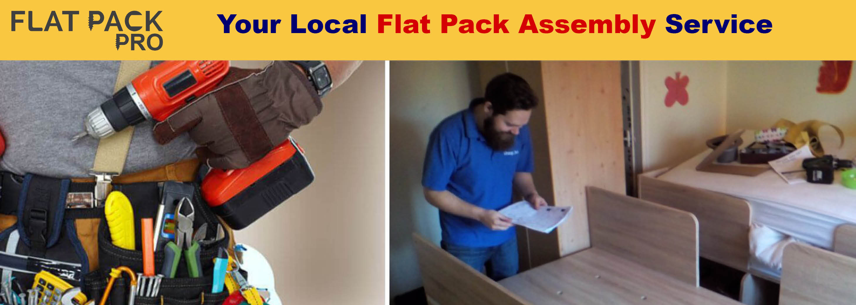 easy flat pack furniture
