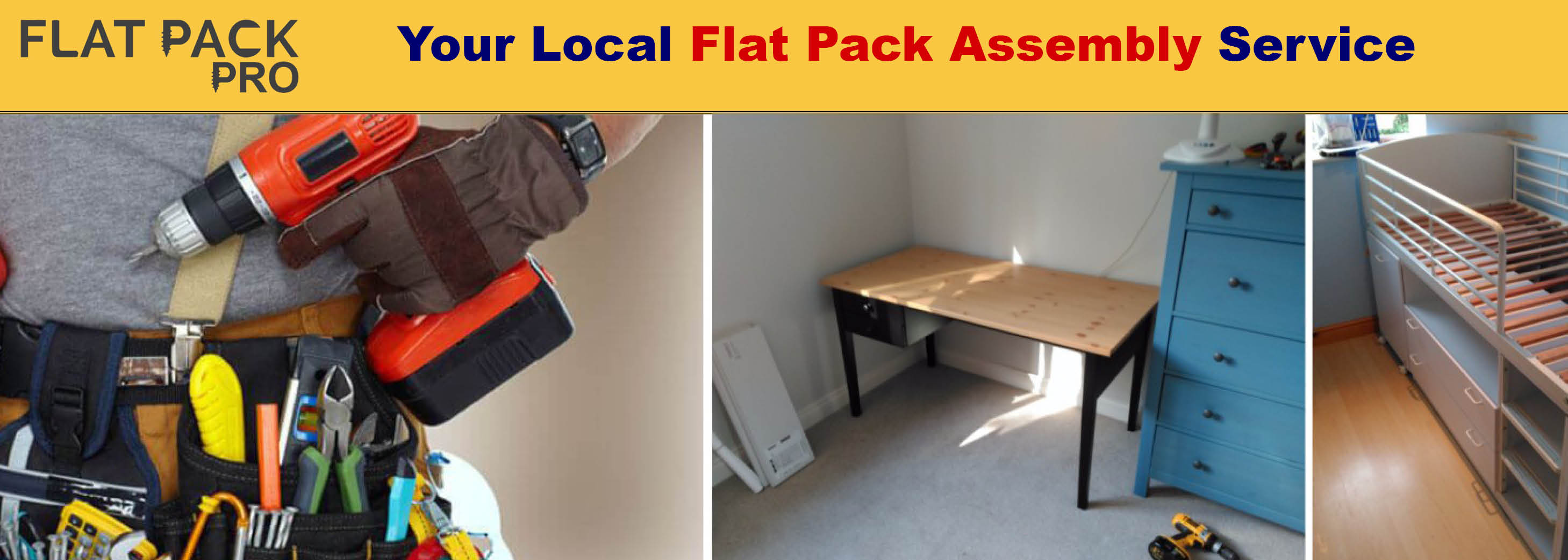 fixings for flat pack furniture