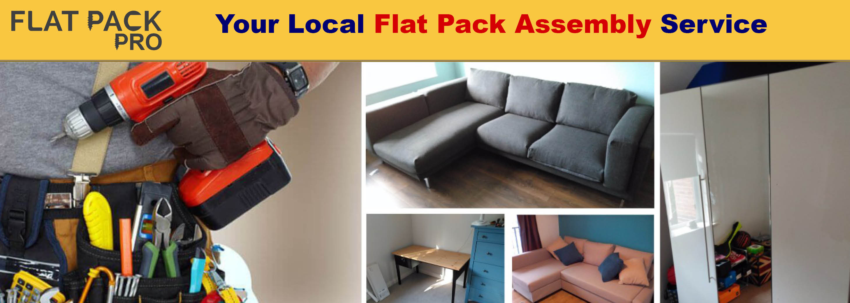 flat pack furniture